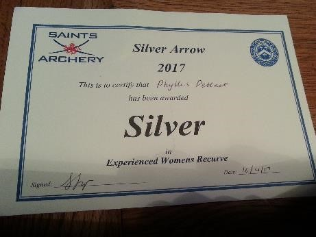 Silver Arrow Second